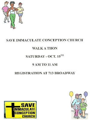 Members of the save the immaculate conception church committee will be