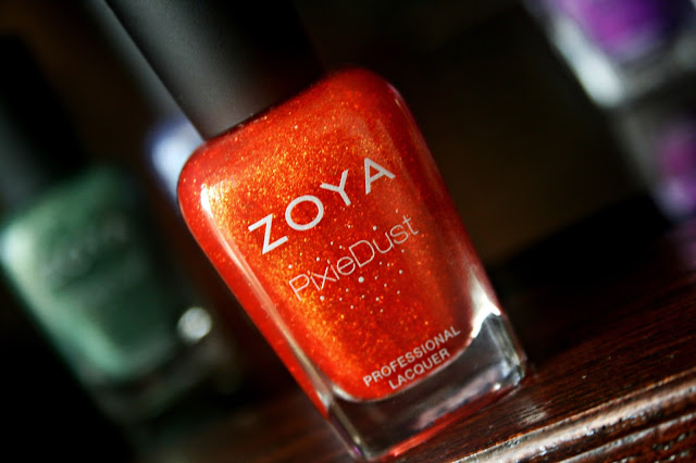 Zoya Fall Pixiedust in Dhara