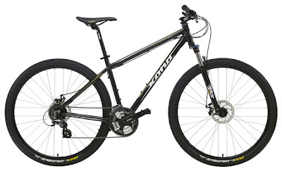 2013 Kona Splice 29er Bike