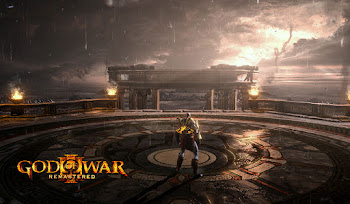 God of War 3 Remastered Playstation 4 Oynanış Videosu