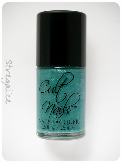 Cult Nails Let Me Fly - bottle