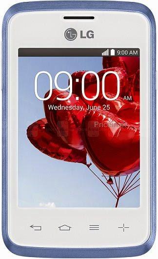 Spesifikasi dan Harga LG L20 Terbaru | Kitkat 4.4 Murah!
