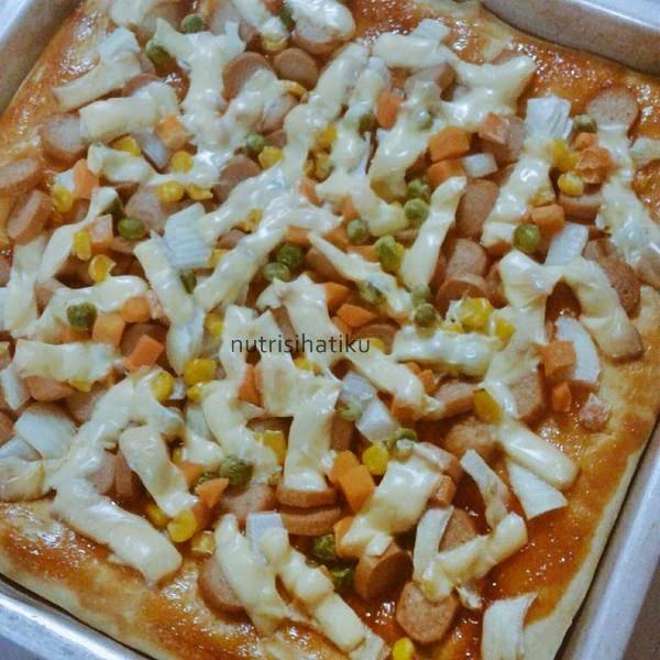 Piza pemanggang ajaib