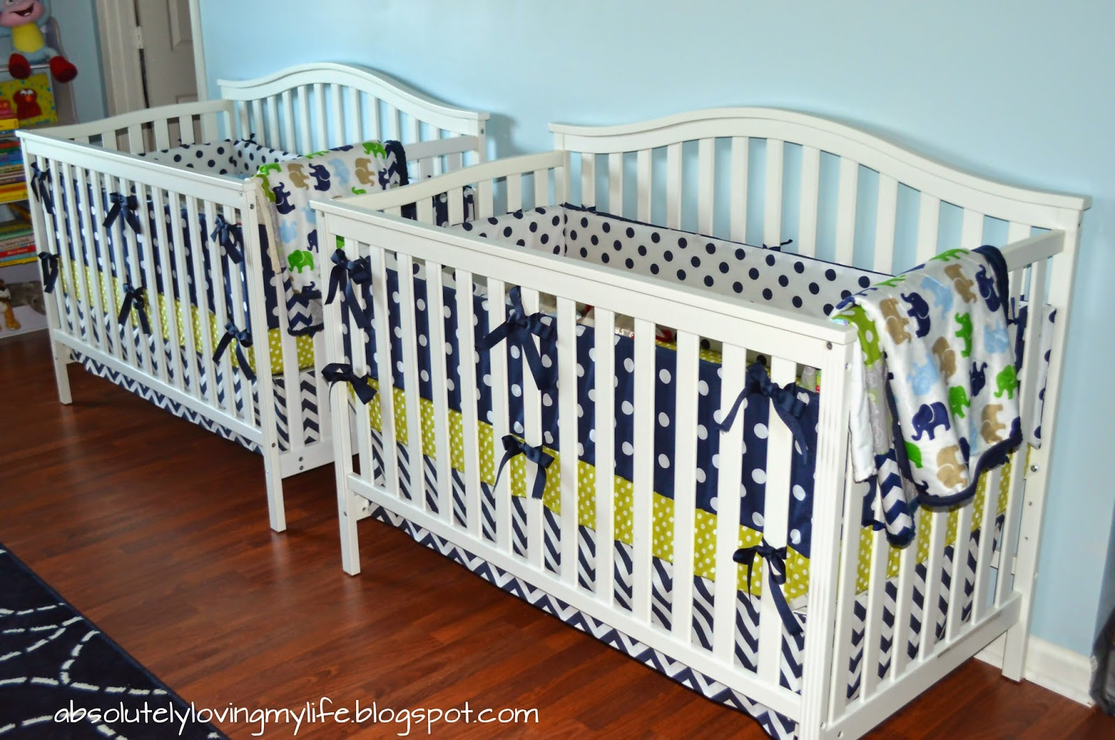 Crib Bumper Pattern Magnificent Decoration