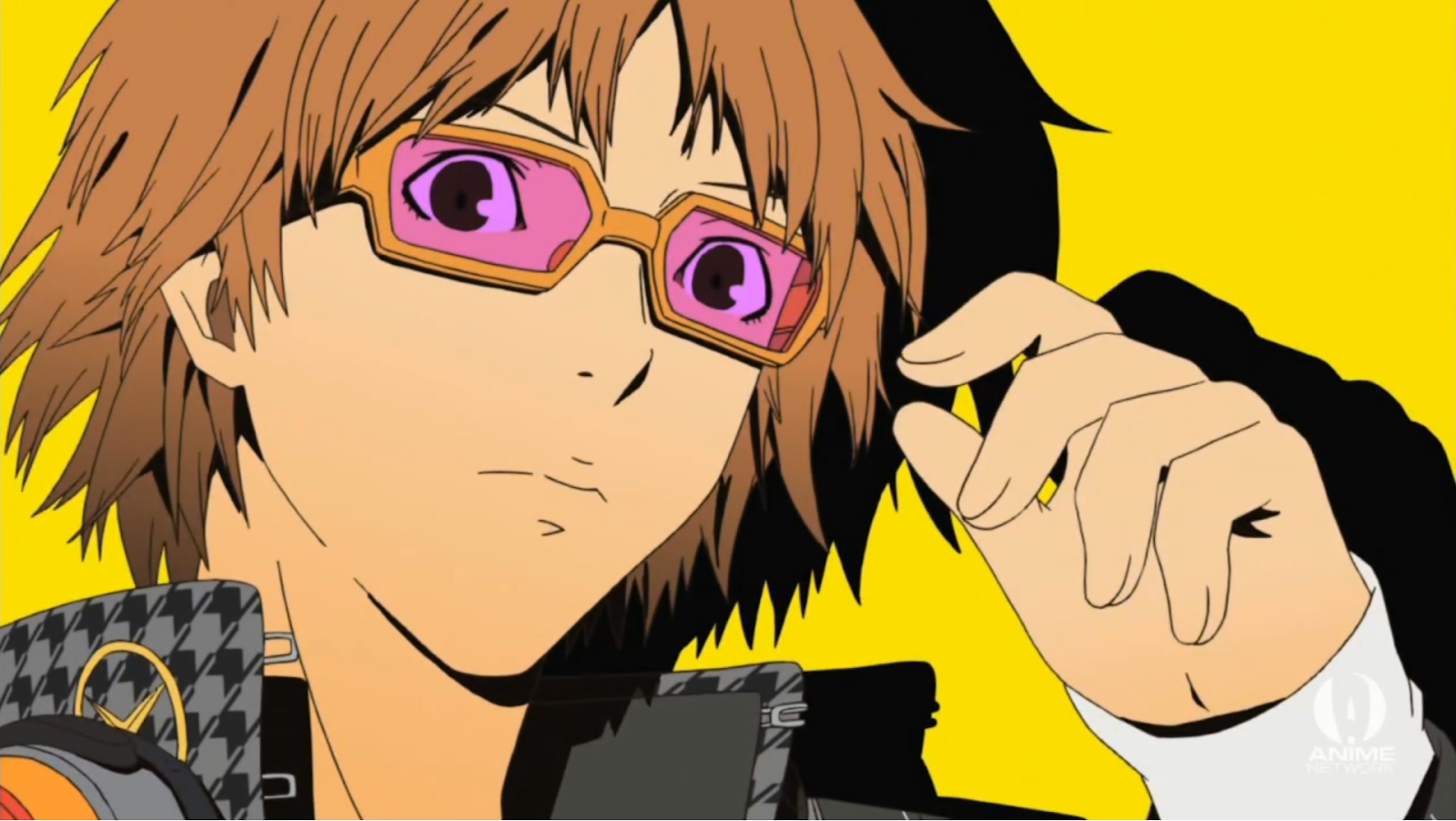 Persona 4 The Animation Yosuke Hanamura