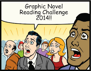 Host of the 2014 Graphic Novel & Manga Challenge
