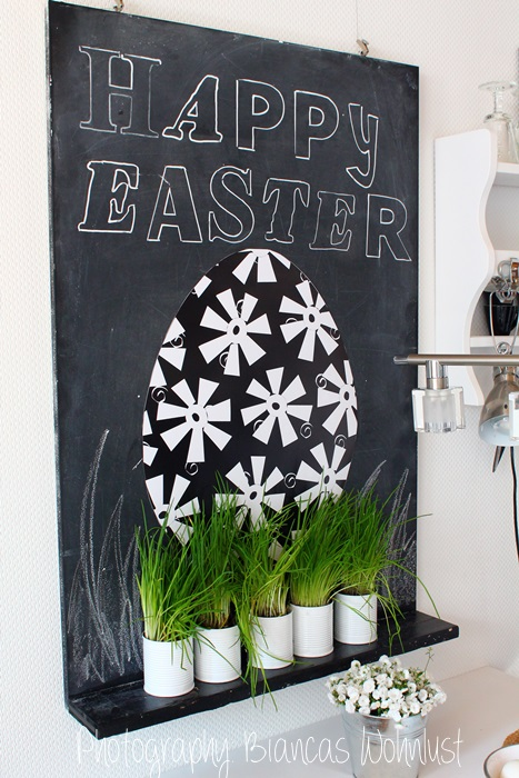 "DIY ""Happy Easter"""