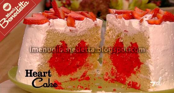 Heart Cake di Benedetta Parodi
