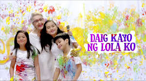 Daig Kayo Ng Lola Ko (PILOT) April 30 2017 SHOW DESCRIPTION: The show narrates the magical adventures of Lola Goreng, and her grandchildren Alice and Elvis, who find themselves living […]