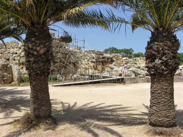 Malta Ggantija Temples
