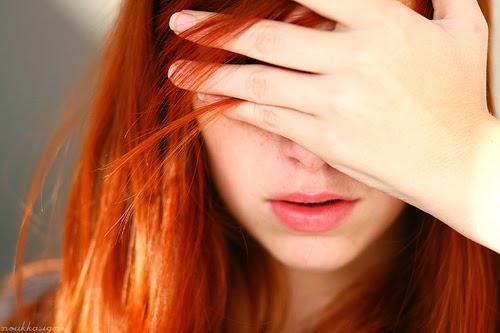 Рыжие женщины фото на аву