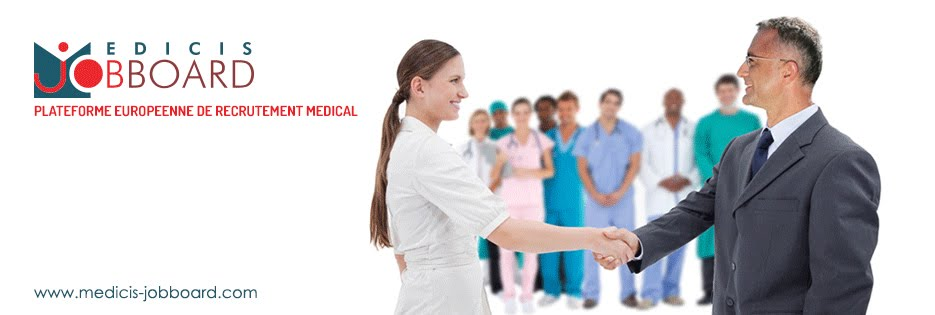 Medicis Jobbord - Recrutement médical en Europe