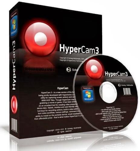 Download HyperCam 3.6 Full Version + Serial