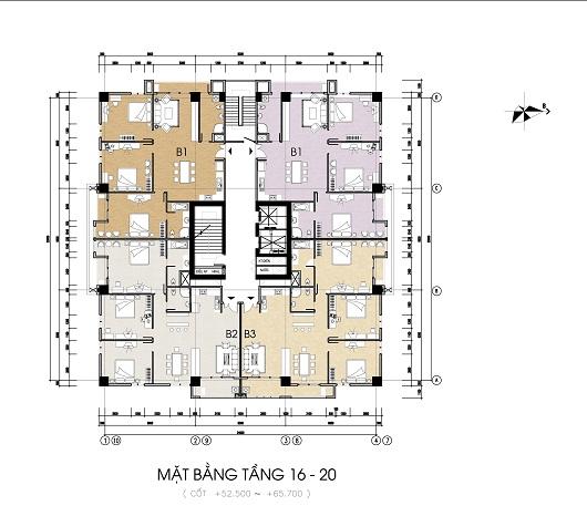 Chung cư Trần Hưng Đạo Plaza