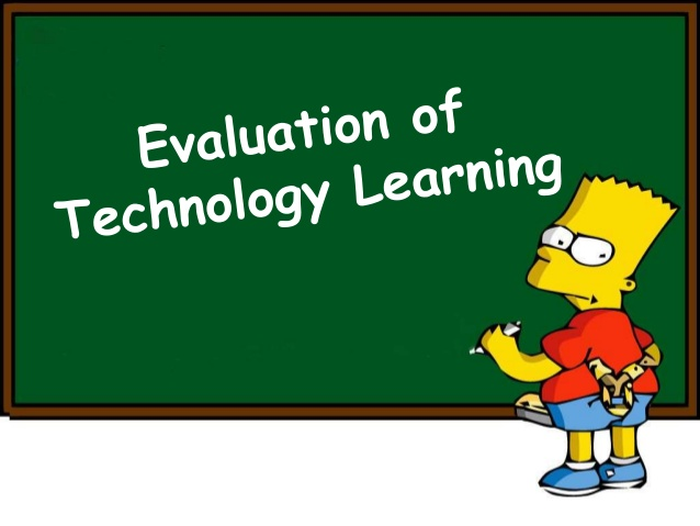 Educational Technology 2: Lesson 7:Evaluation of Technology Learning