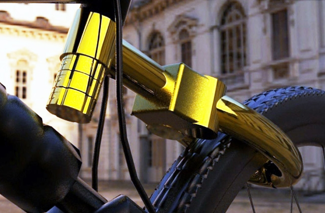 Candados de seguridad para ciclistas