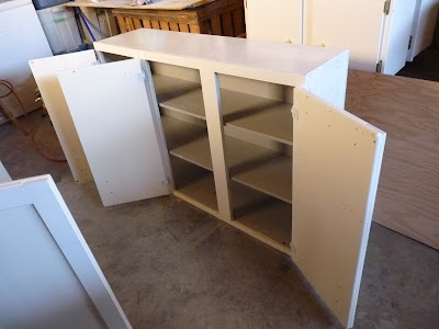 how to make shaker doors on a table saw