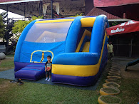 Space Bouncer with Slide