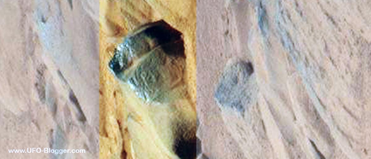 Nasa mars ancient petroglyph curiosity photograph