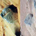 Mars Curiosity Photographed Ancient Petroglyph On Mars