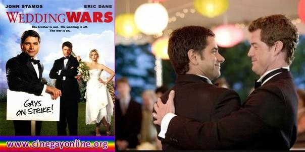Wedding wars, película