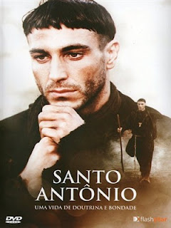 Filme Poster Santo Antônio: Uma Vida de Doutrina e Bondade DVDRip XviD Dual Audio & RMVB Dublado