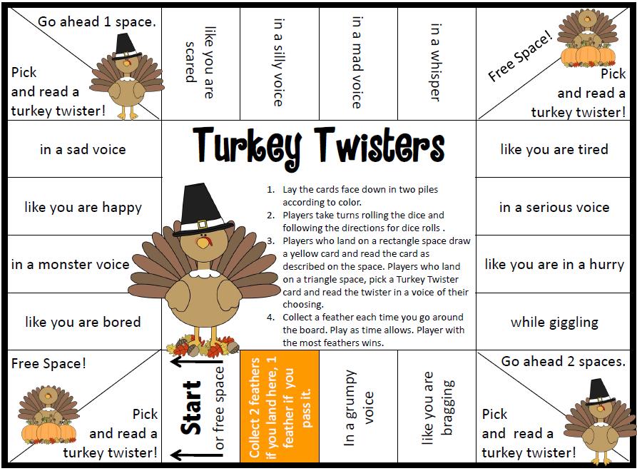 Debbies Dabblings Turkey Twisters