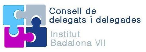 Consell de delegats i delegades (Institut Badalona VII)