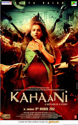 Kahaani First Look Poster