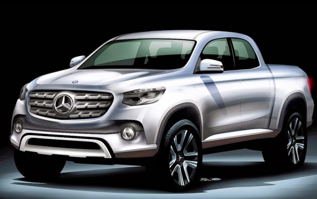 Mercedes Benz Navara