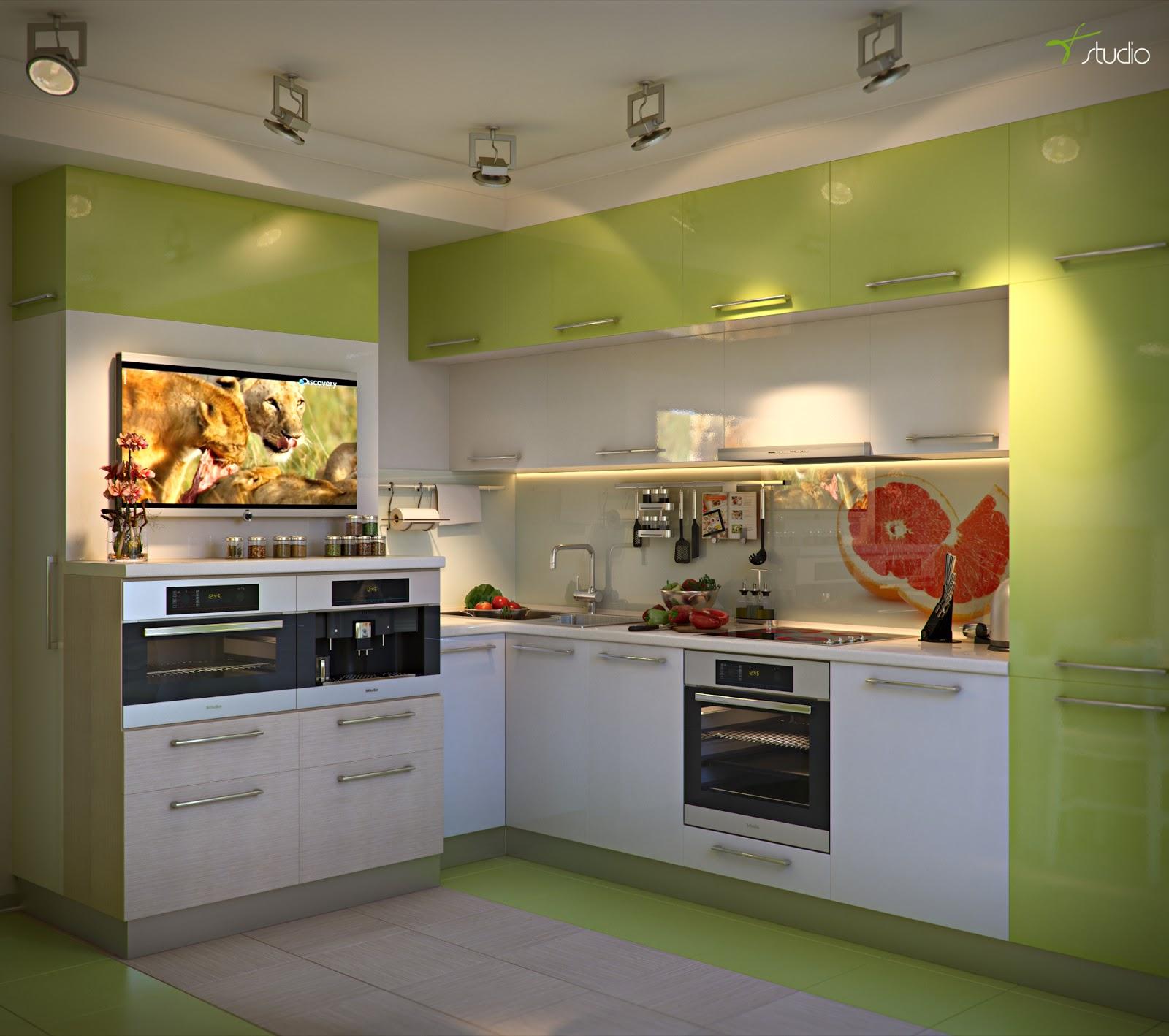 Kitchen | Visualisation & Design