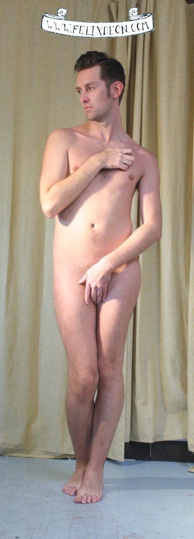 gay nude feminine