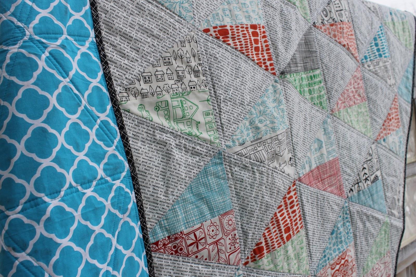 Jaybird Quilts Stereo Pattern : SunShine Sews...: January 2016