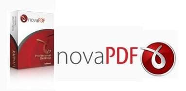 NovaPDF Professional Desktop v7.5