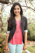 Ritu Varma photos at Anurag Prod movie launch-thumbnail-17