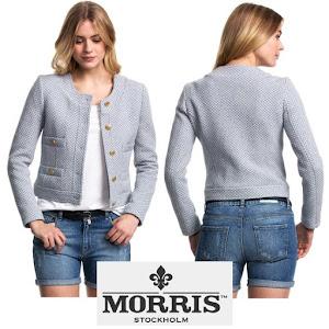 MORRIS Jacqueline Quilt Jacket - Crown Princess Victoria Style