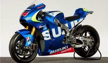 Gambar MotoGP Suzuki 2015
