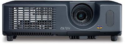 ViewSonic PJL7211 DLP