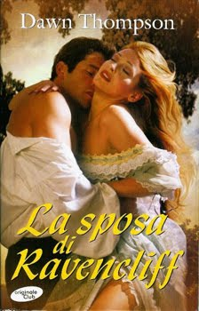 Italian cover for The Ravencliff Bride