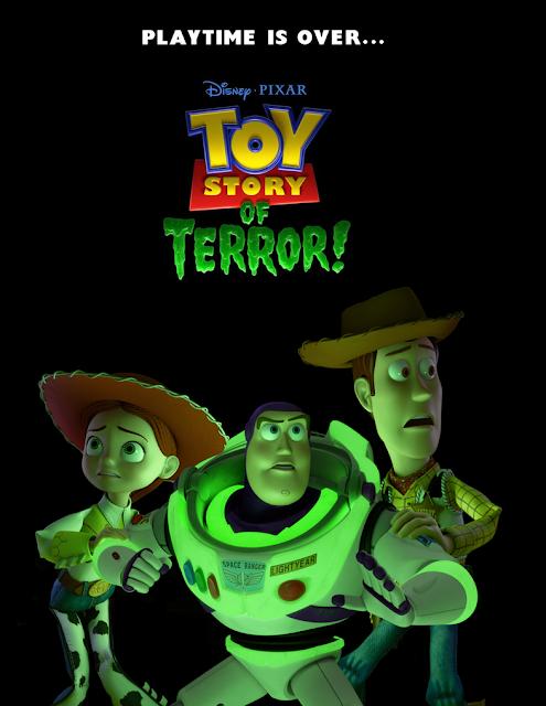 Poster de Toy Story of Terror