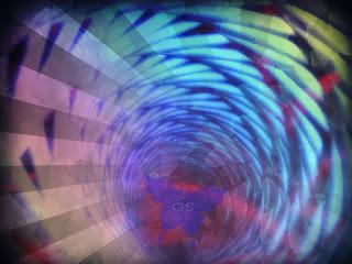 спиральное плетение