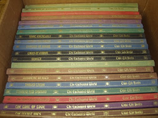 TIME LIFE BOOKS UNDERSTANDING SCIENCE AND NATURE 10 VOLUMES
