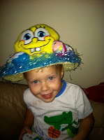 Photo of SpongeBob Easter Bonnet