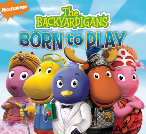 The Backyardigans Childrens TV Cartoon