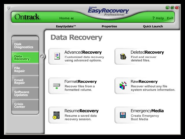 easy recovery software for windows 7 free