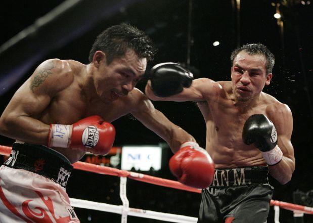 Boxeo Veleño: 03-ene-2012