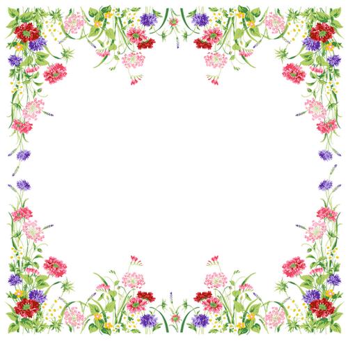 Jardim de b n os molduras para fotos flores quadrados - Molduras de escayola en madrid ...