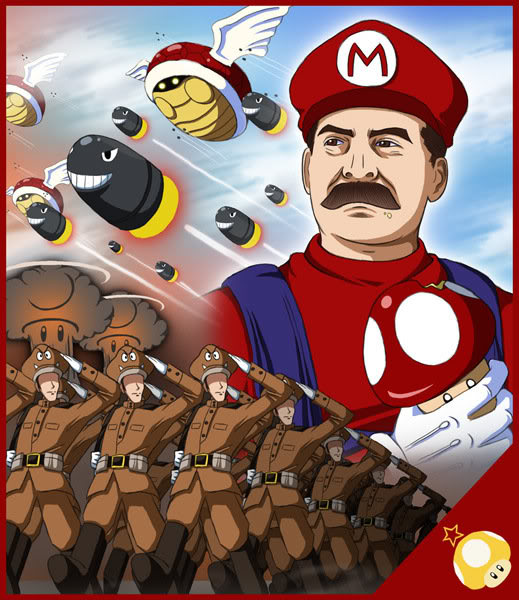 improved recruitment campaign - Page 3 Mario-stalin