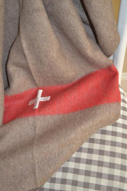 Three Pixie Lane Swiss Army Blanket