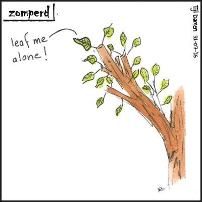 Zomperd - Leaf me alone